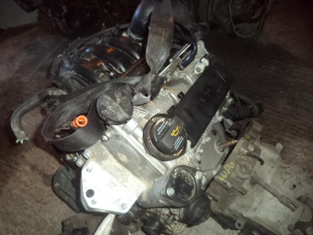 Motor Skoda Fabia 1.2 HTP BZG