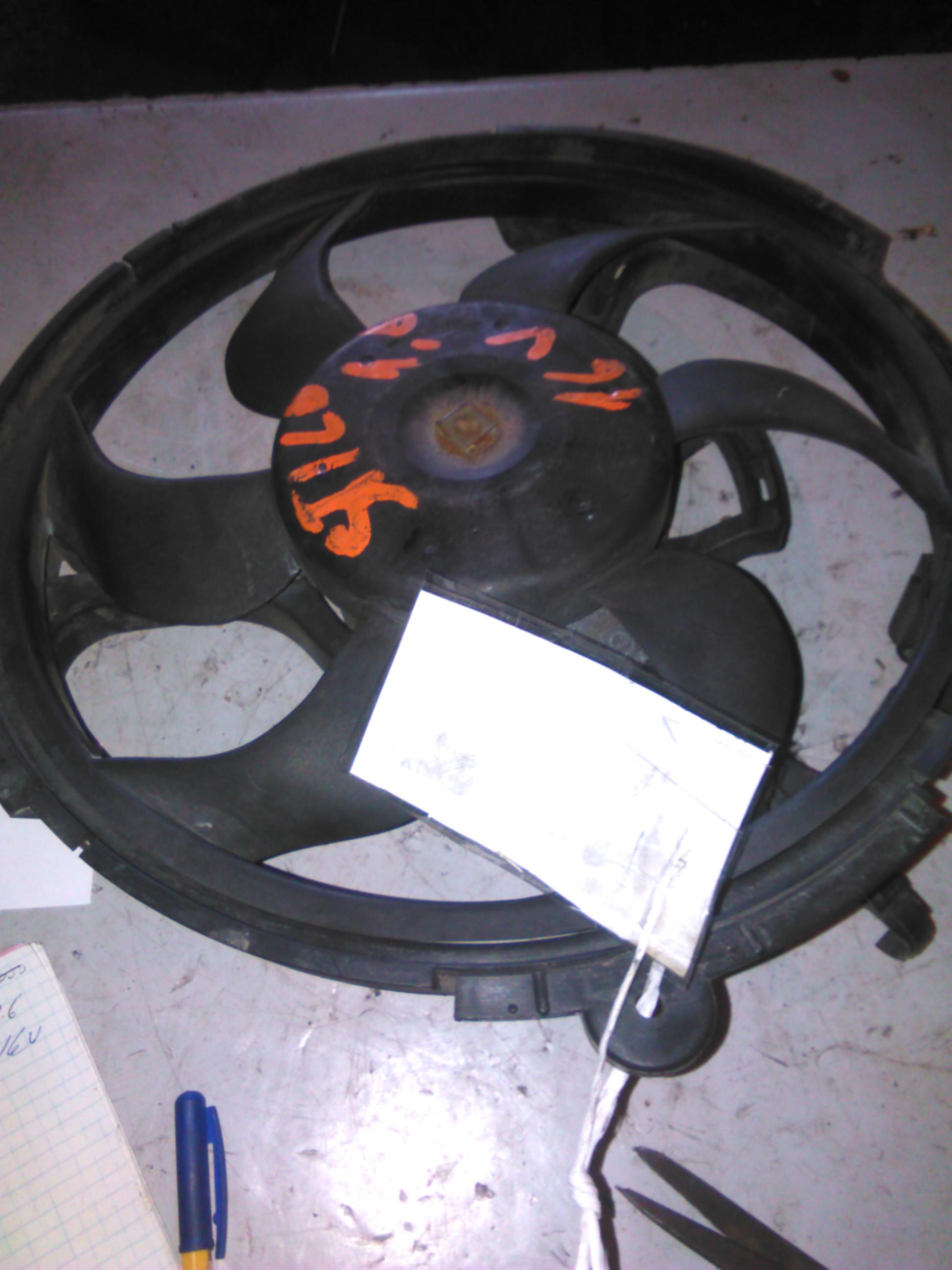 Electroventilator Fiat Stilo 1.6 16V cod 832301000