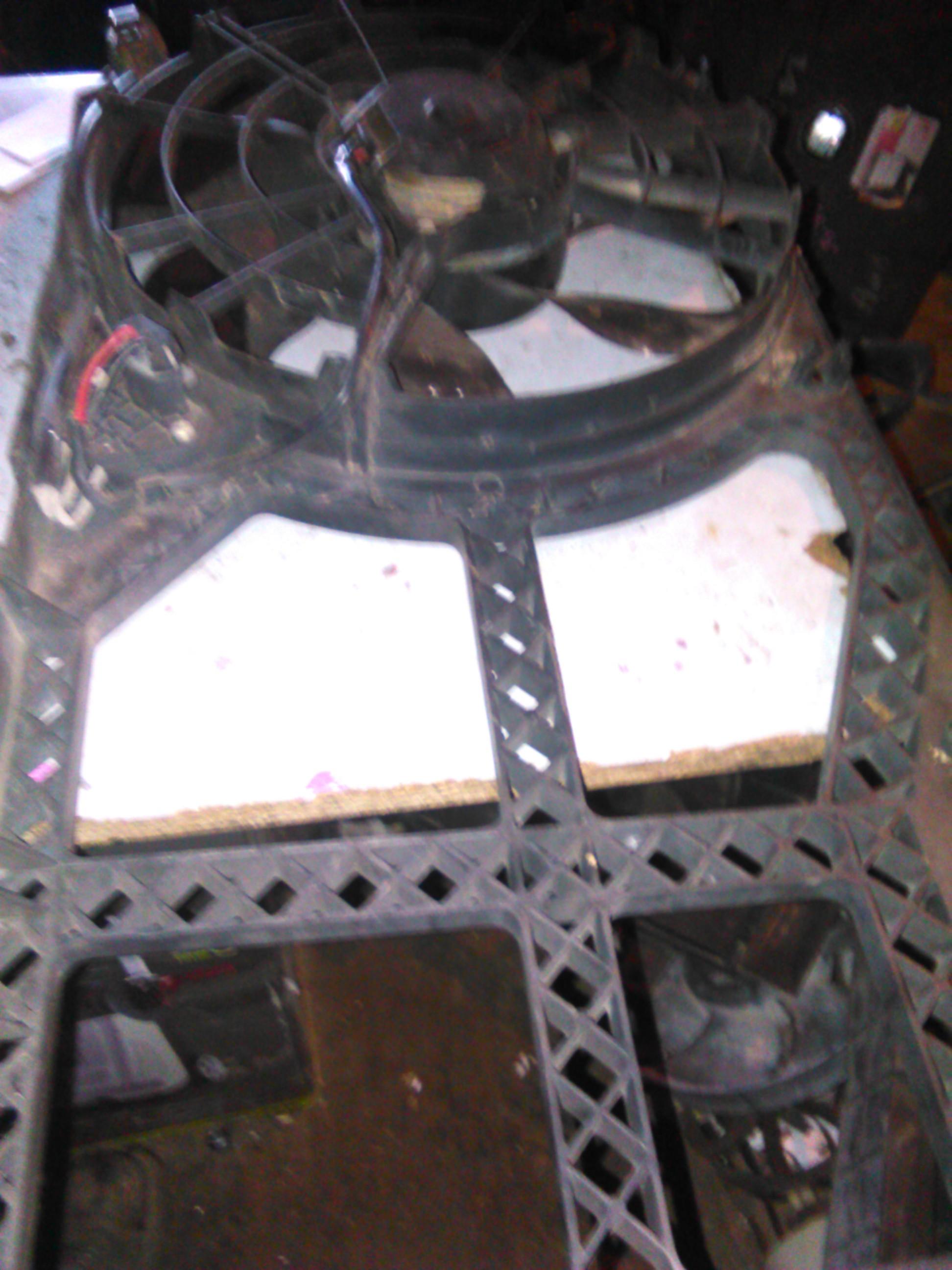 Electroventilator Ford Transit 2.0tddi cod 1c15-8c607-ae