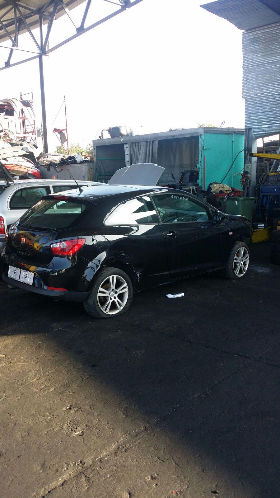 Piese Seat Ibiza 1.6 2012 motor BTS