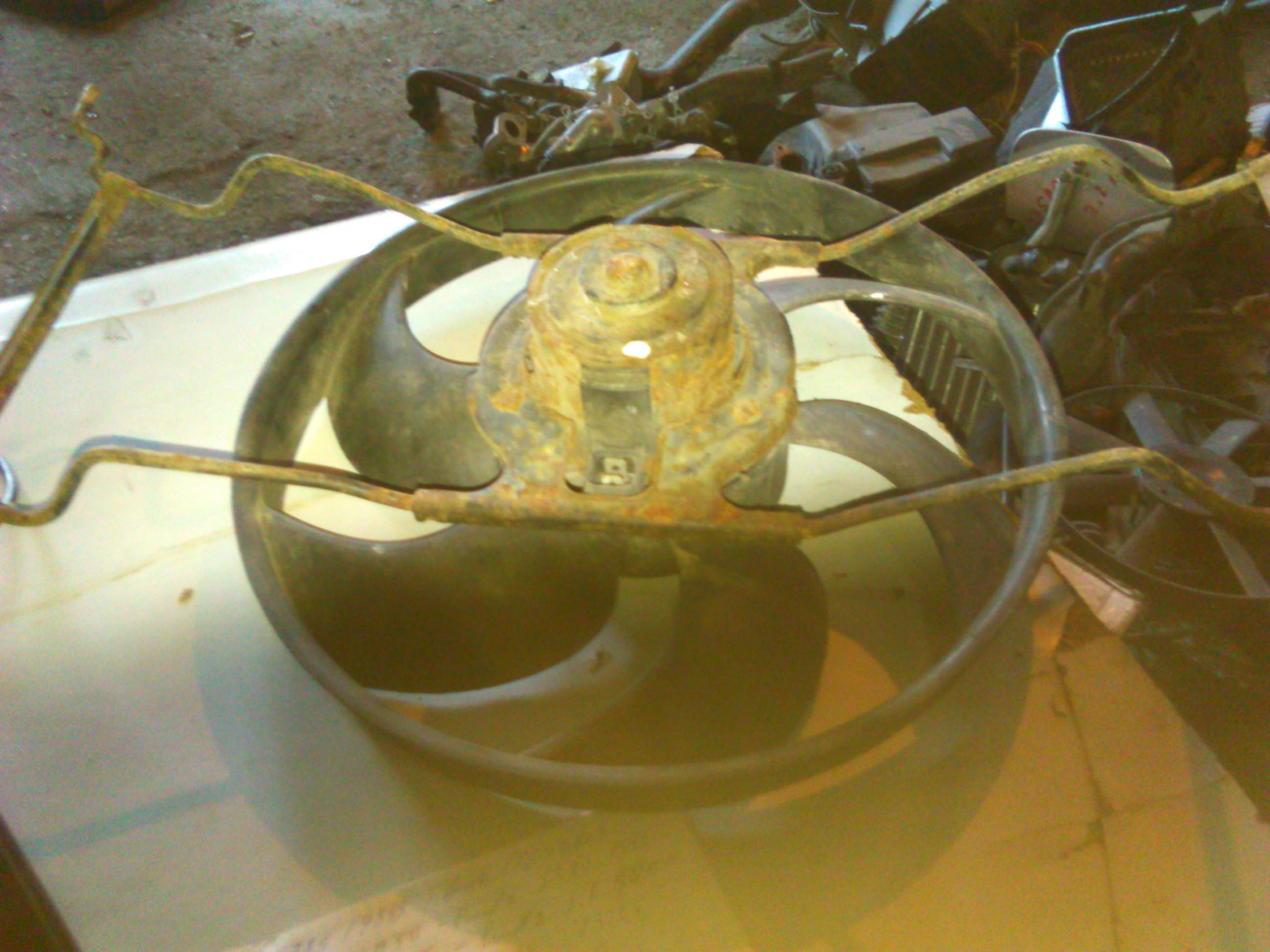 Electroventilator Vw Polo SPAL A52 55A
