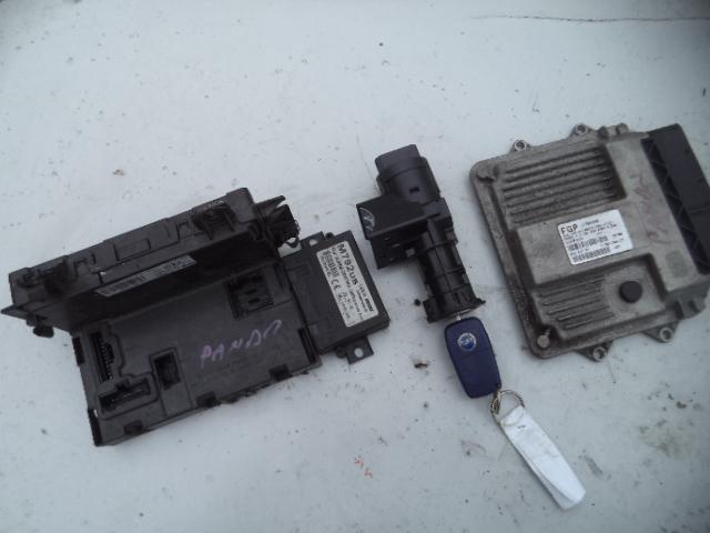 Kit Pornire Fiat Panda 1.3d multijet 188a8000 cod 51766999
