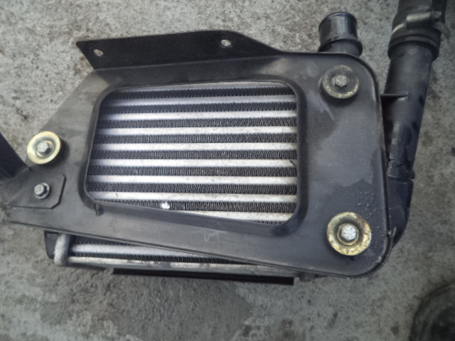 Intercooler Fiat Panda 1.3d multijet
