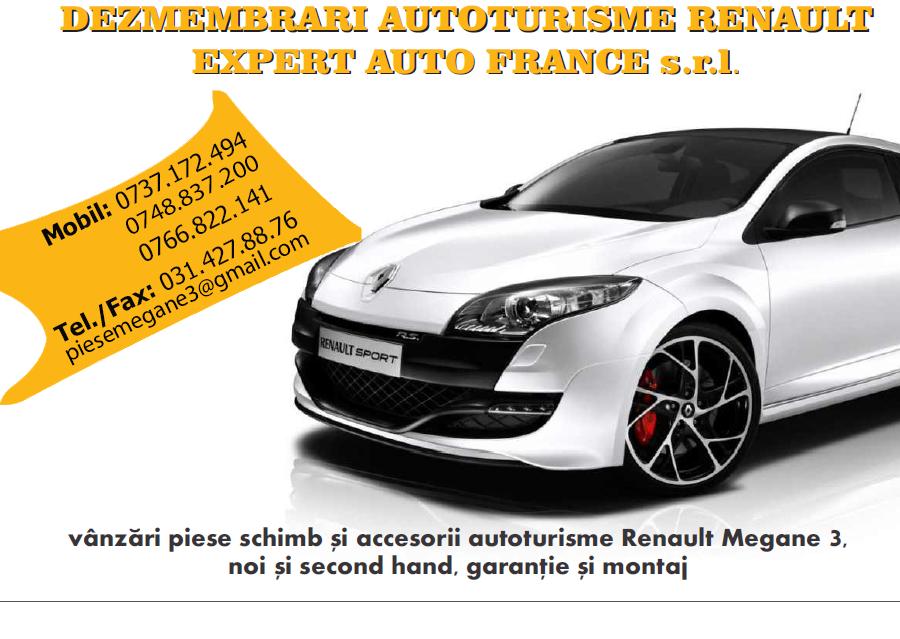 Dezmembrari Renault Megane 3 III Break  Hatchback  Coupe 1.4 TCE , 1.5 dCi (2009-2015)