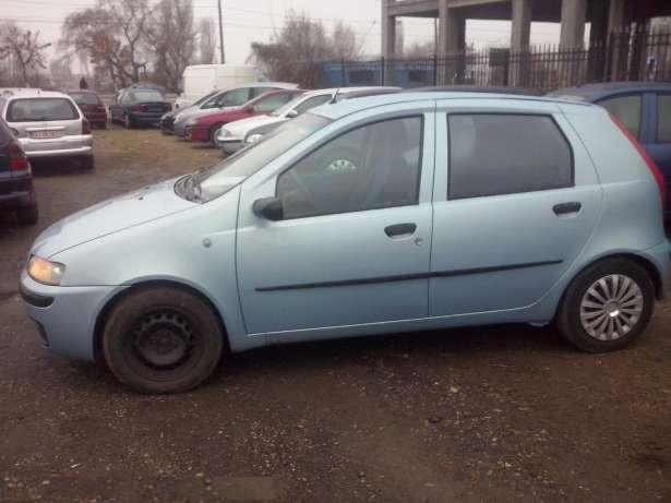 Dezmembrez Fiat Punto, 1. 2 benzina 44kw, 2002, airbag volan