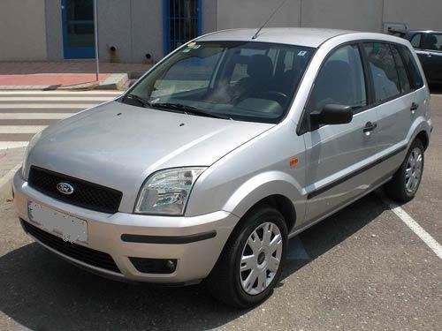 Dezmembrez ford fusion 1.4 tdci, 2005, calculator motor