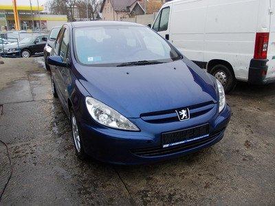 Dezmembrez Peugeot 307 2.0 hdi 90 cp din 2002, bloc motor