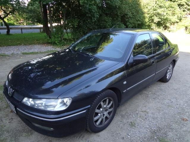 Dezmembrez Peugeot 406 2.0 hdi din 2001, alternator