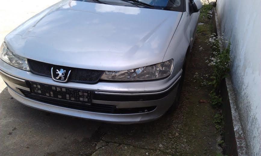 Dezmembrez Peugeot 406 2.0 hdi, 2002, 90 cp, cutie viteze