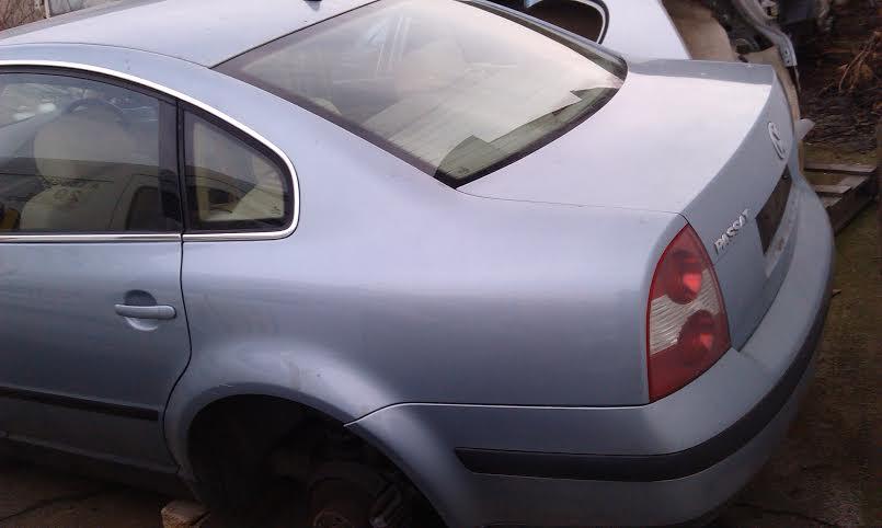 Dezmembrez VW Passat 2.0 i, 115 cp, cutie viteze