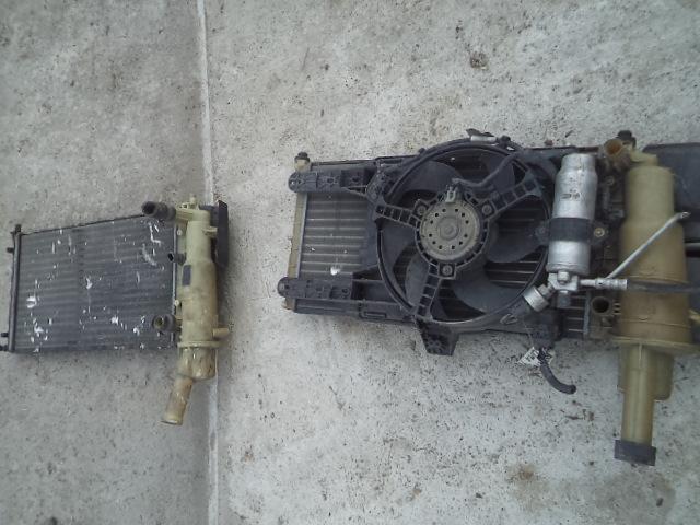 Radiator fiat punto 1100
