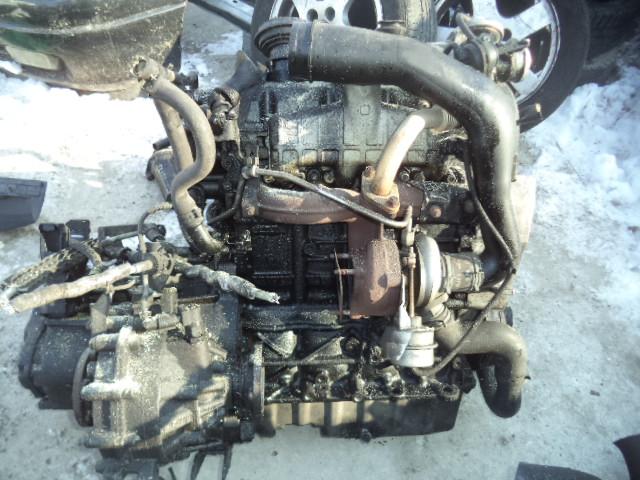 Motor ATD Skoda Fabia 1.9tdi 2002