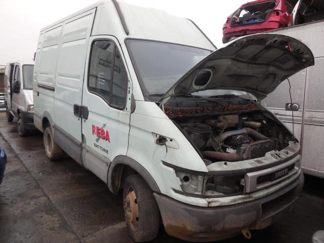 Piese Iveco Daily 2.8hpi 2002, avem motor 814043S