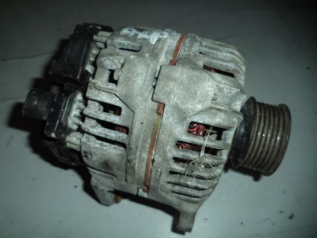 Alternator Vw Golf  IV 1.4 16v AXP cod 037903025E