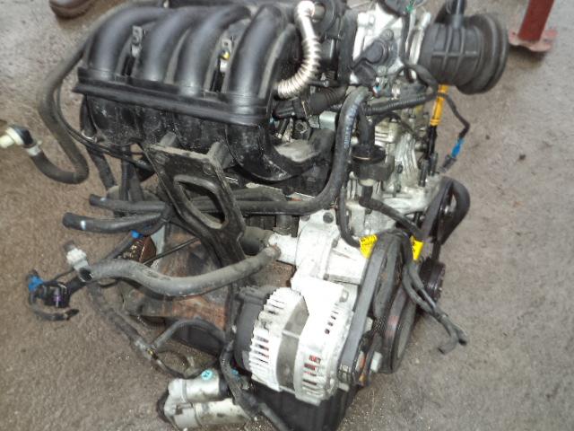 Motor B12D1 Chevrolet Aveo 1.2 2009