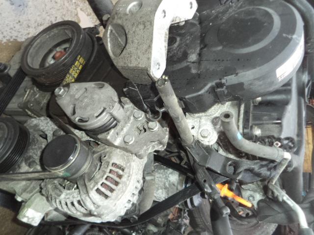 Motor BNM Vw Polo 9N 2009