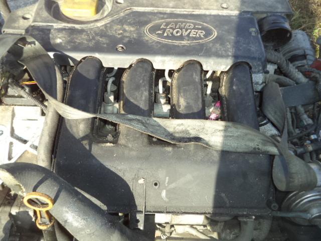 Motor Landrover Freelander 2.0 td4