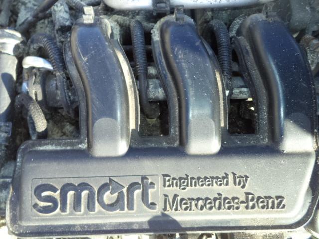 Motor Smart Fortwo, 0.6 turbo