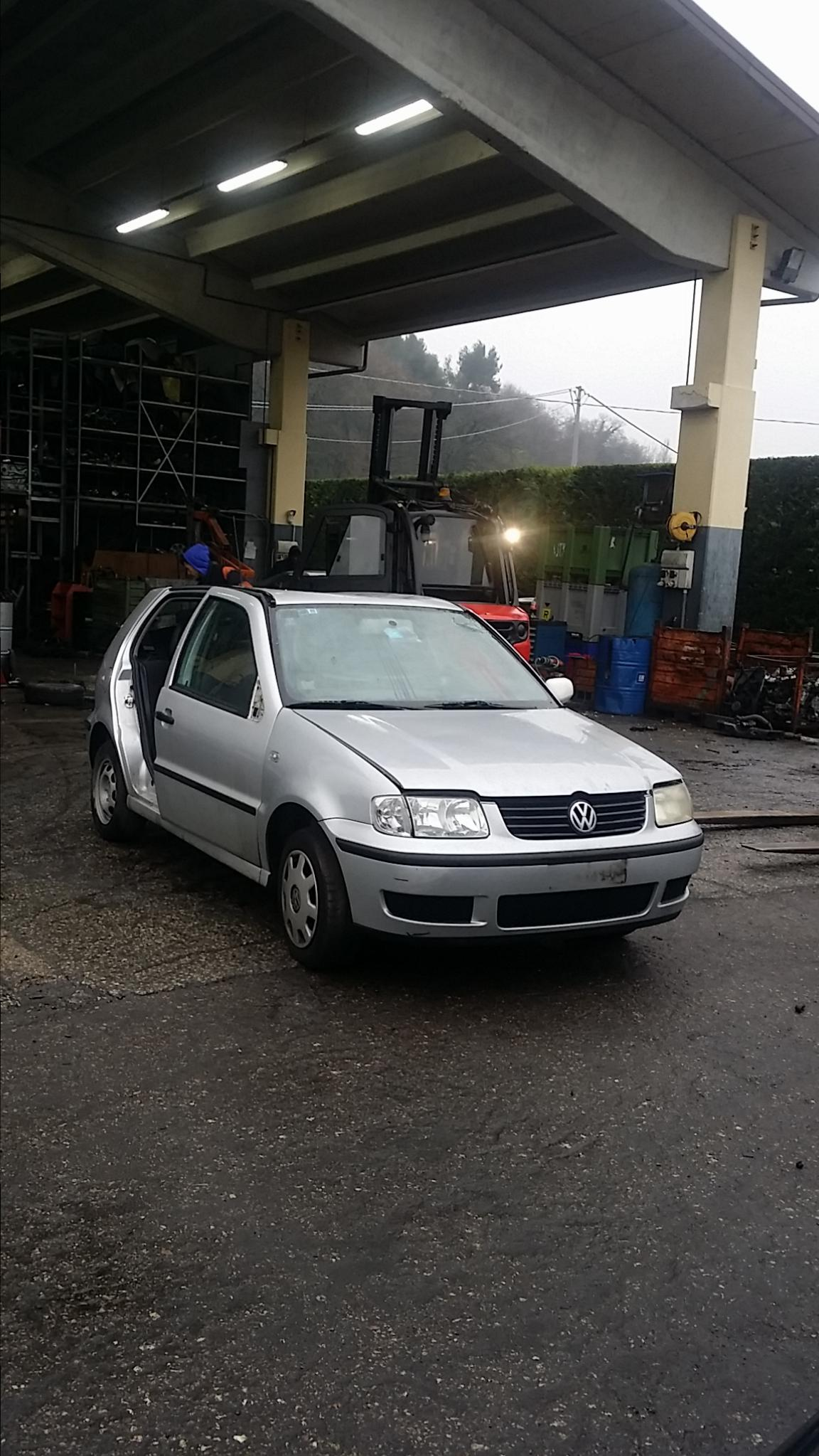 Piese vw polo 9n2