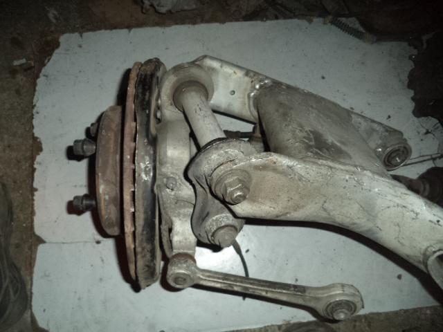 Fuzeta spate BMW 530