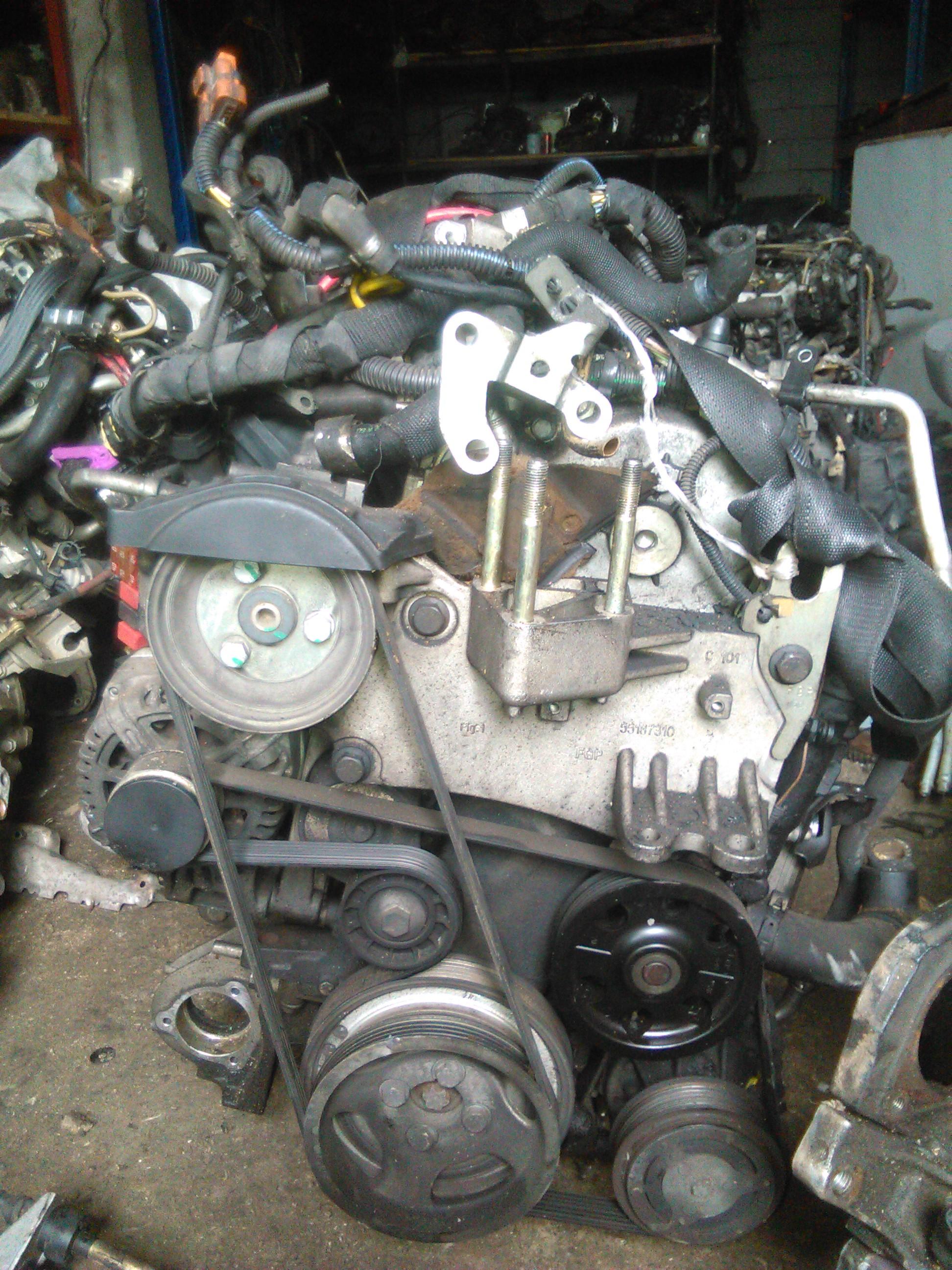 Motor 188a9000 Fiat Doblo 1.3 d multijet