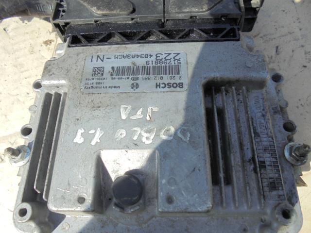 Ecu Fiat Doblo 1.9jtd 2007 223B1000