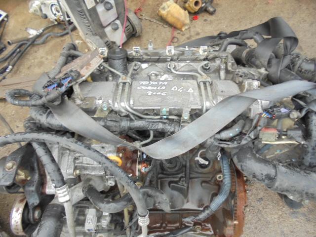 Motor Toyota Corolla 2.0 D4D 1CD-FTV