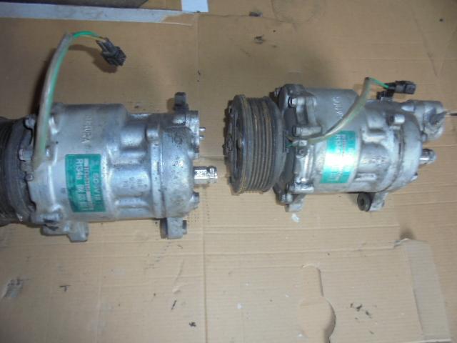 Compresor Ac Vw Polo 1.4 16v, Ibiza 1.4 16v cod 6N0820803B