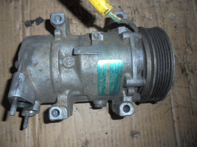 Compresor ac Citroen C3 1.4hdi cod sd6v12 1438f