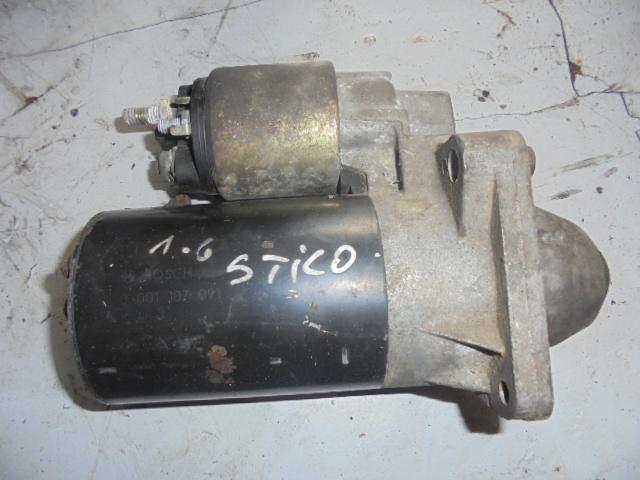 Electromotor Fiat Stilo 1.6 16v cod 0001107091