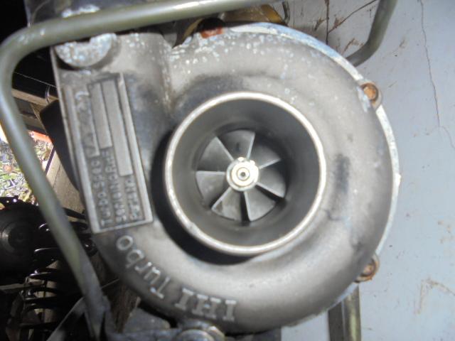Turbina Mazda 6 2.0di Rf5C, se poate monta si pe Mazda MPV 2.0di