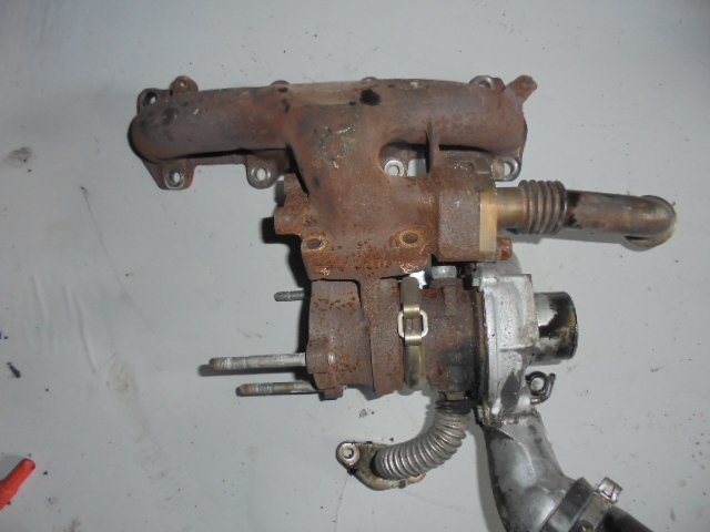 Turbina Fiat Doblo 1.9jtd cod 5518245