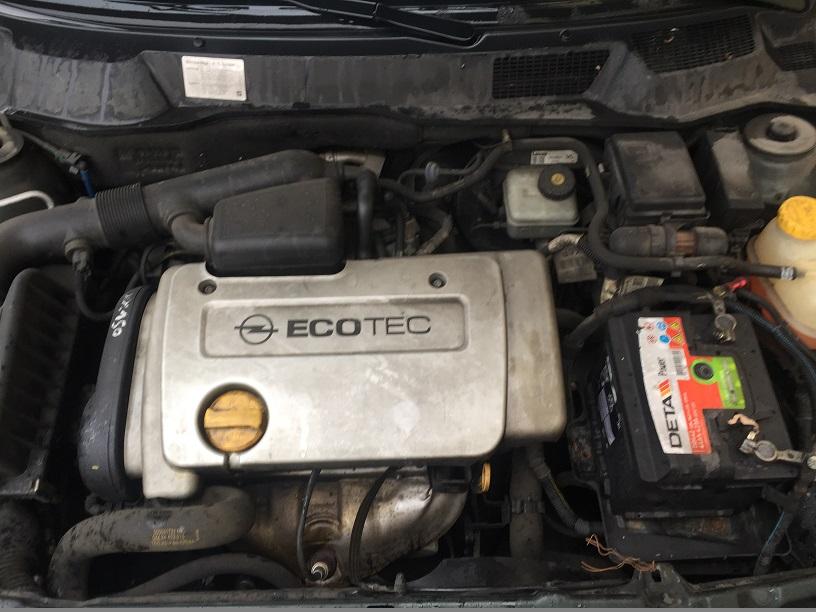 Motor Opel Astra G 1.4 cod: Z14XE