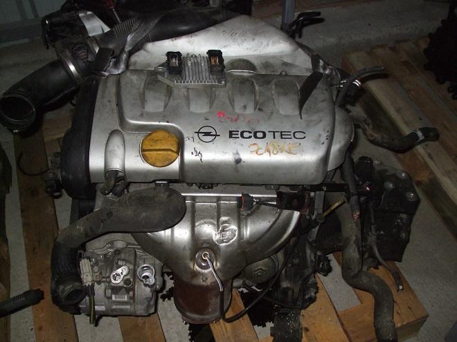 Motor Opel Astra G / Zafira 1.8 cod: Z18XE