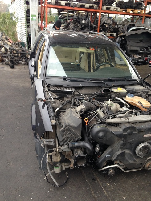 Motor Vw Passat B5.5 2.5 TDI V6 cod: AKN