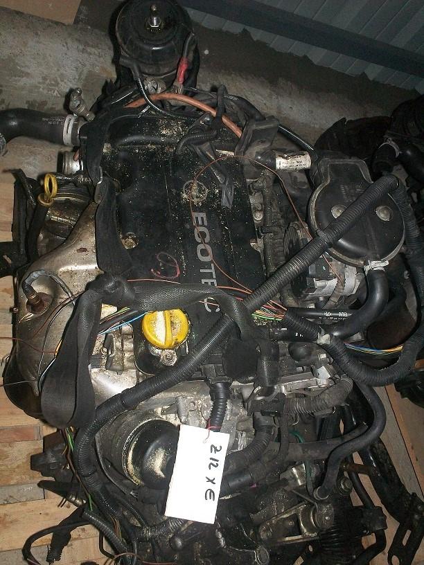 Motor Opel Corsa C 1.2 cod: Z12XE