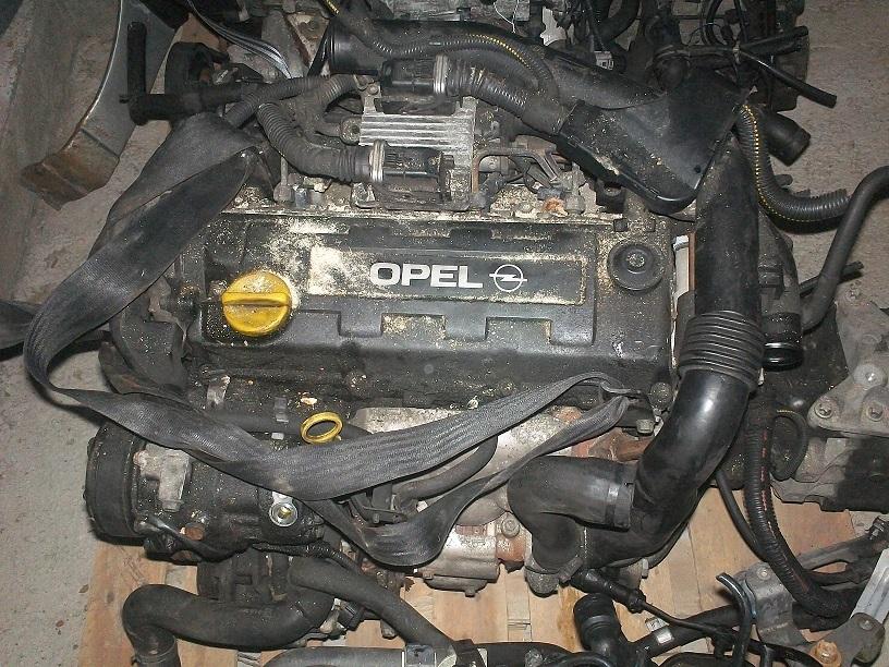 Motor Opel Astra G / Zafira 1.7 cod: Y17DT