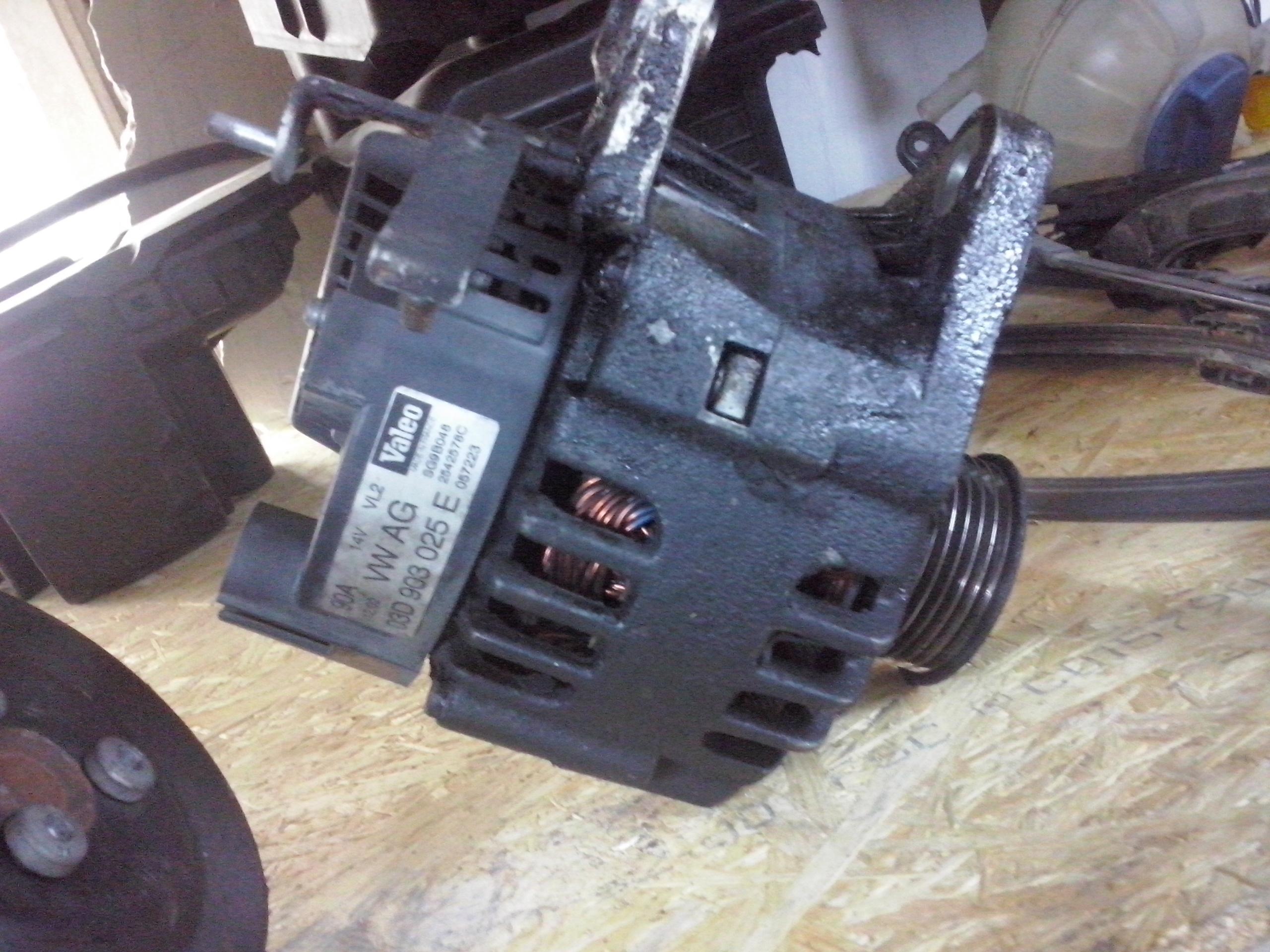 alternator golf 5 1.6 FSI