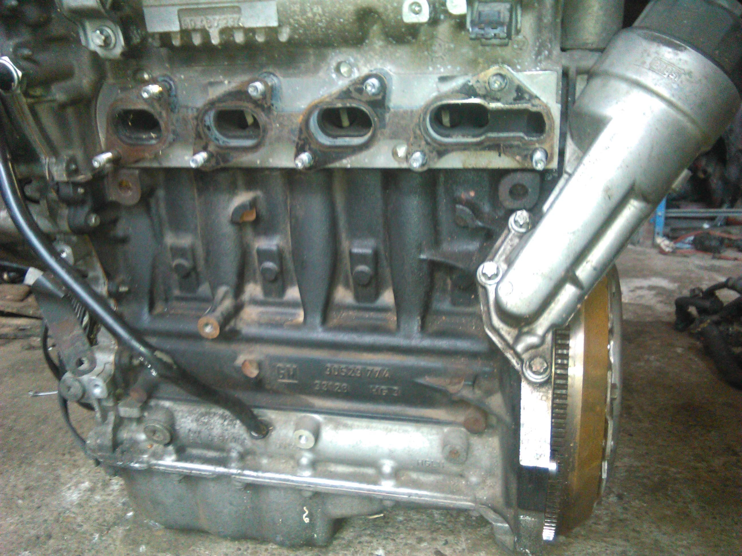 Chiuloasa Opel Corsa C 1.2 16v z12xe 55kw 75cp
