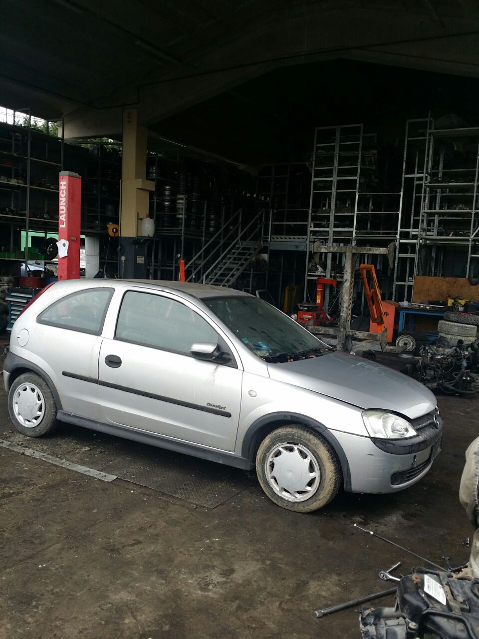 Dezmembrari auto Opel Corsa C 1.2 16v Z12XE