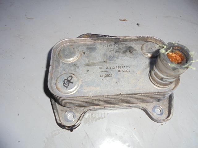 Racitor ulei termoflot Mercedes C-Class C220 cod a6121880101 (w203)