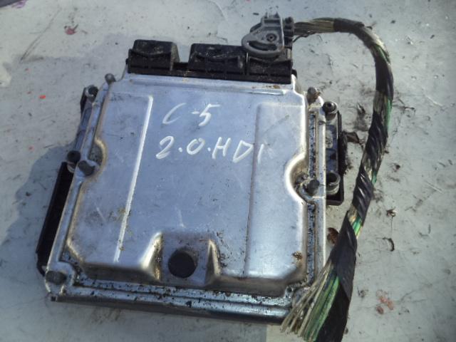 Ecu Citroen C5 2.0 HDI