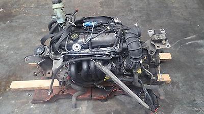 Vand motor ford focus 2002,1.6 benzina 16 valve