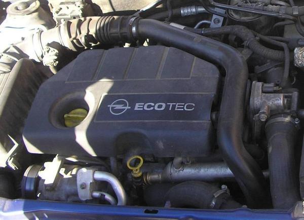 Motor Opel Zafira 2000 tdi