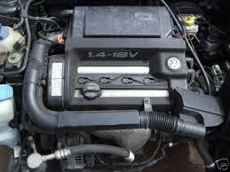 Motor vw polo 1.4 16 valve cod akq an de fabricatie 2002