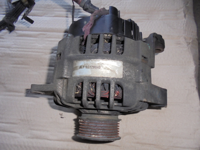 alternator peugeot boxer 2.8 hdi an defabricatie 2003 cod sg12b040