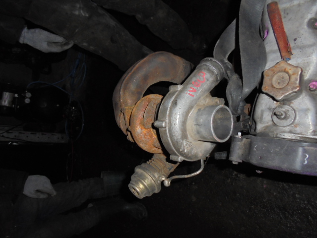 Turbosuflanta 53269706082 Iveco-Sofim Daily 2.5 TD 8140.21.200
