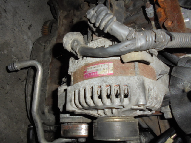 alternator toyota corolla 2.0 diesel ,d4d,cod 27060-27070