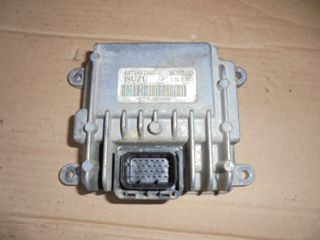 calculator pompa injectie opel astra g 1.7 dti isuzu cod 8971891360