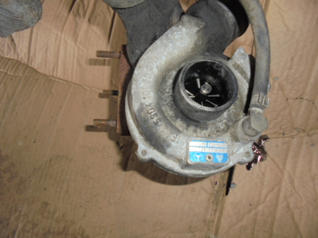 Turbosuflanta mercedes vito 2.3 td
